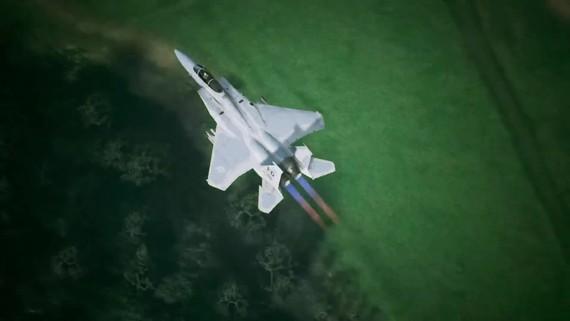 Ace Combat 7: Skies Unknown predstavuje F15-C stíhač