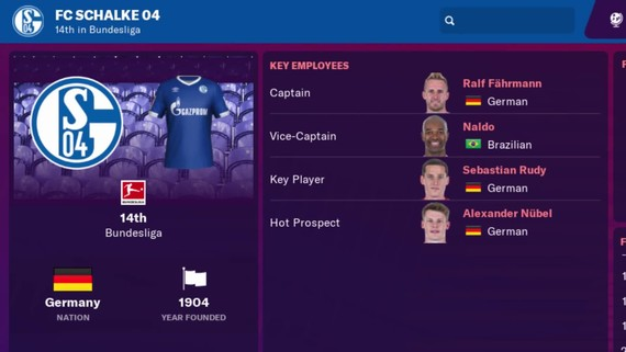 Football Manager 2019 vyšiel na Switch