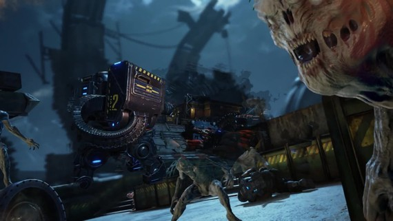 Gears of War 4 spúšťa Gearsmas 2018 event