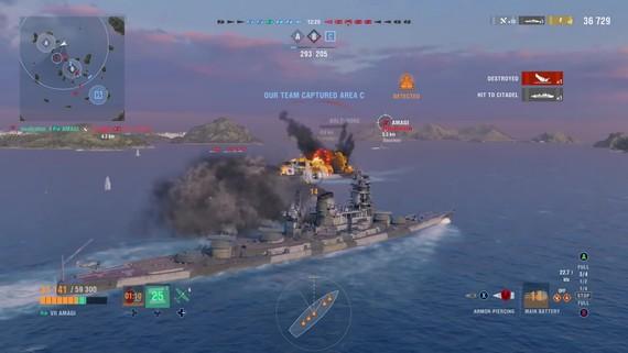 Prví hráči si World of Warships: Legends vyskúšajú ešte pred Vianocami