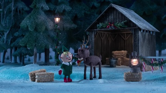 Predator vs Santa - krátky film