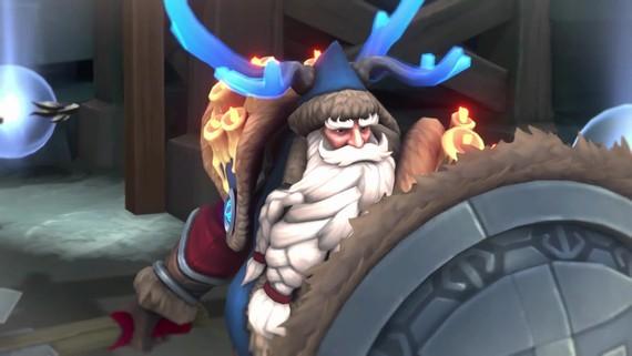 Ani v Battlerite Royale nechýba vianočný event