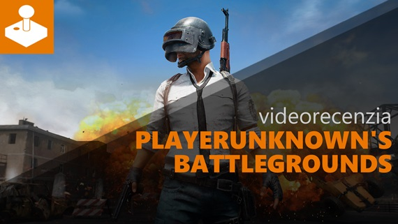Playerunknown's Battlegrounds - videorecenzia