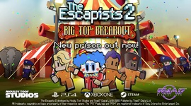 Video: The Escapists 2 - Big Top Breakout Launch Trailer