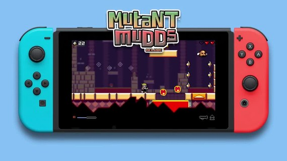 Mutant Mudds Collection - Nintendo Switch Trailer
