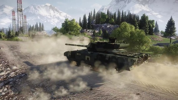 Armored Warfare – PS4 Release Trailer
