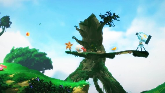 Yoku's Island Express - Abilities Trailer