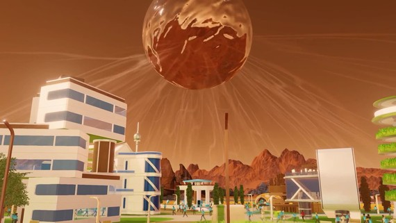 Surviving Mars - Mysteries on Mars