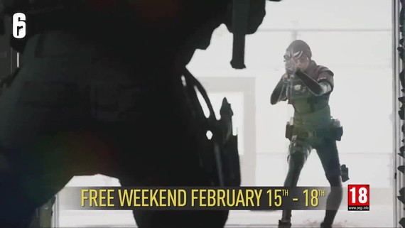 Rainbow Six: Siege dostane free víkend