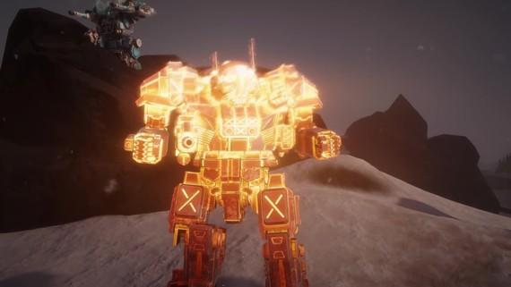Battletech - Combat