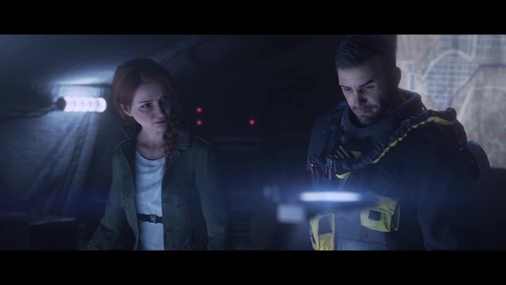 Rainbow Six Siege: Outbreak - Ash's Briefing - trailer