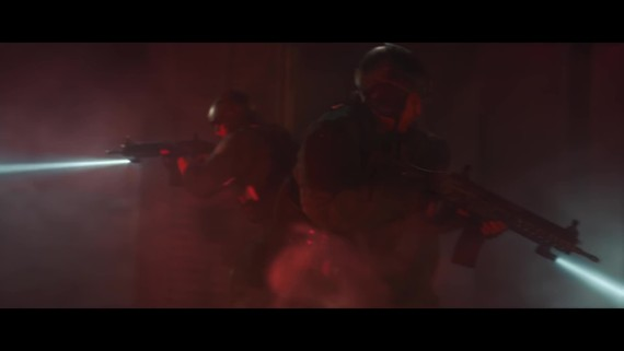 Rainbow Six Siege Outbreak -  Ash's Call To Arms