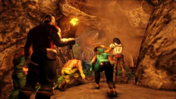 ARK: Survival Evolved - Rex, Procoptodon, Gigantopithecus, Direwolf, & Direbear