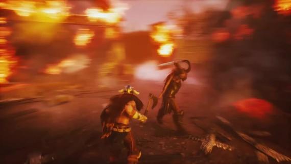 Rune: Ragnarok - Combat teaser