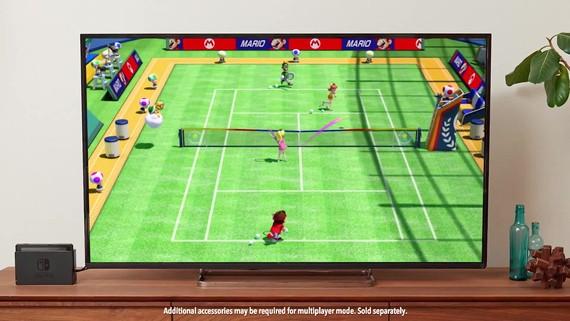 Mario Tennis Aces - Nintendo Direct