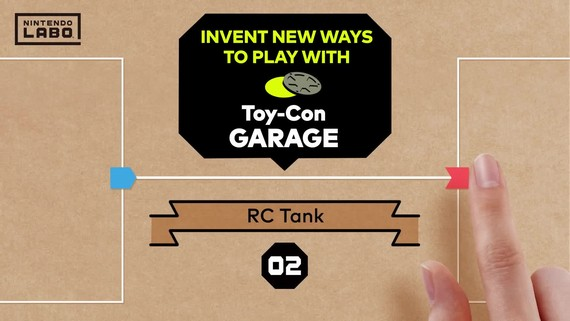 Toy-Con Garage – Episode 2