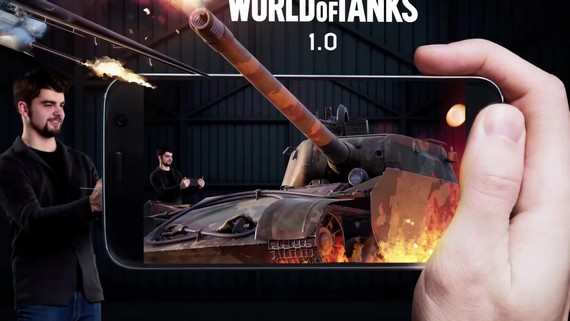 World of Tanks - 1.0 AR Experience App
