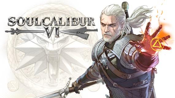 SOULCALIBUR VI - Geralt of Rivia