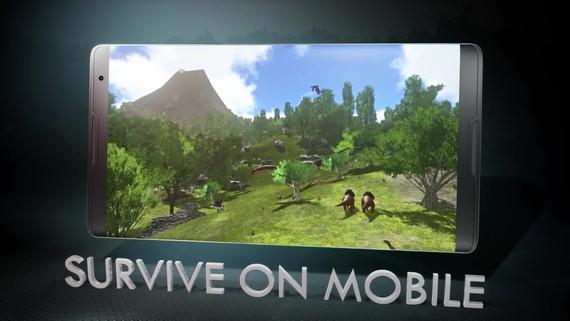 ARK: Survival Evolved - mobilné verzie