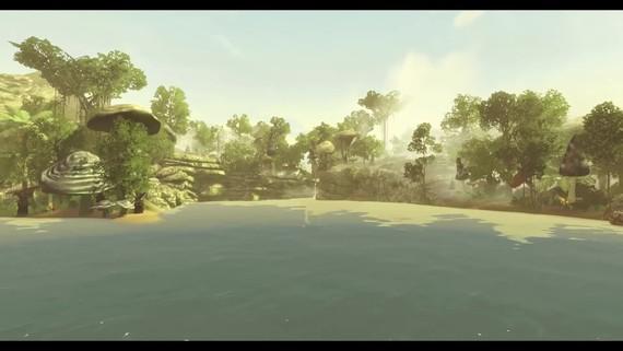 Beyond Skyrim: Morrowind - mod trailer