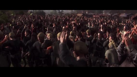 Total War Saga: Thrones of Britannia - Northymbre trailer