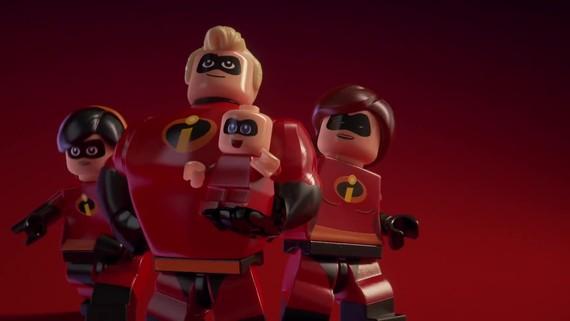 Lego Incredibles ohlásené, ukazuje prvý teaser