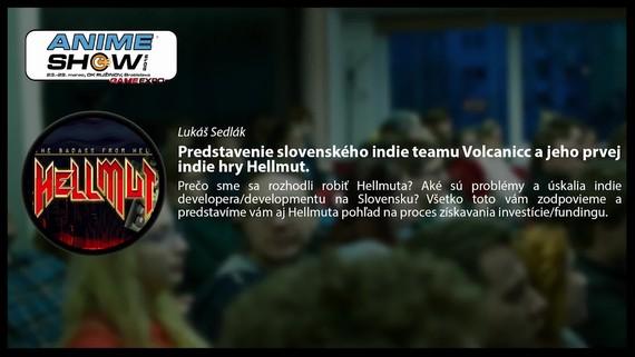 GameDev: Slovenský indie tím Volcanicc a jeho prvá indie hra Hellmut
