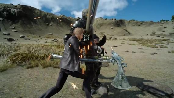 Final Fantasy XV Windows Edition - launch trailer