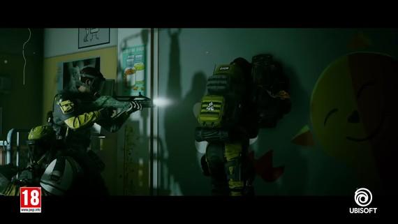Tom Clancy's Rainbow Six Siege - Outbreak  update