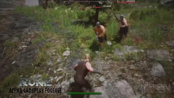 Rune ukazuje 4 minúty hrateľnosti