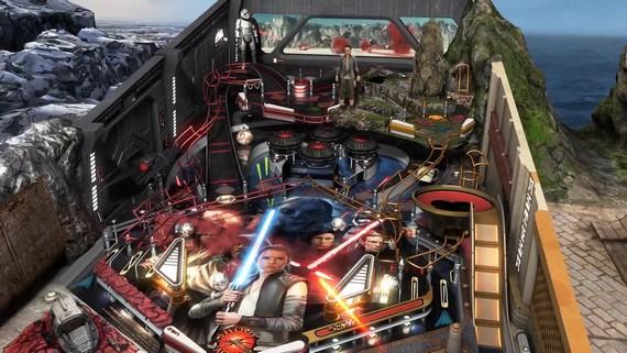 Star War Pinball: The Last Jedi - launch trailer