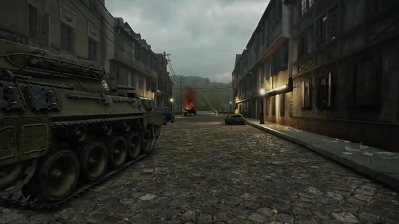 World of Tanks: War Stories - Spoils of War trailer
