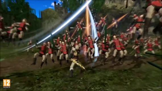 Fire Emblem Warriors - Owain