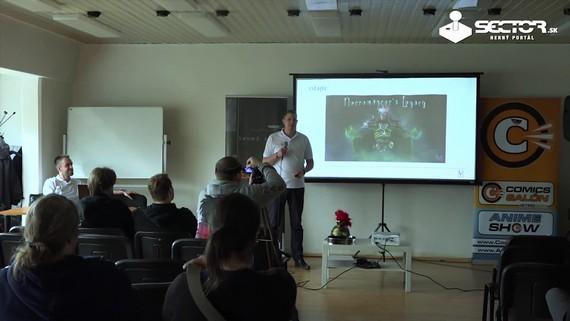GameDev: Vývoj a výroba mobilnej RPG hry Necromancer's Legacy