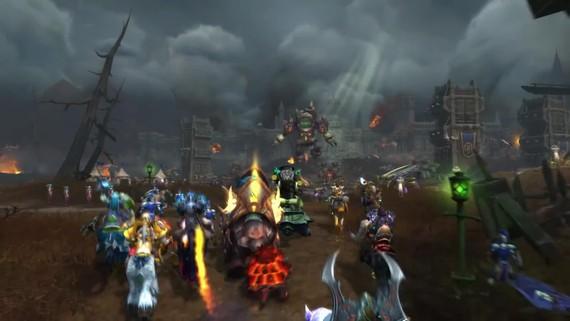 World of Warcraft: Battle for Azeroth dostal dátum vydania