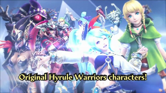 Hyrule Warriors: Definitive Edition - Character Highlight Series Trailer #1