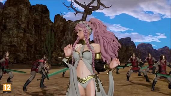 Fire Emblem Warriors - Olivia