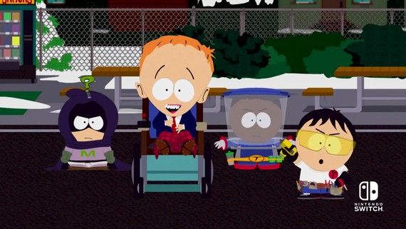 South Park: The Fractured But Whole - Switch Launch Trailer