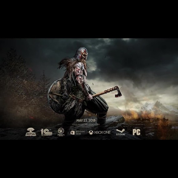 Ancestors Legacy - Tobii Eyetracking - Features Showcase