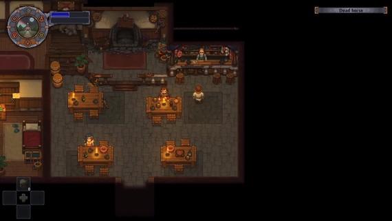 Graveyard keeper - gameplay