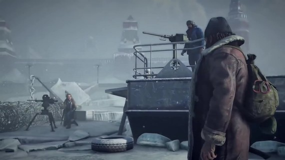 World War Z - gameplay trailer