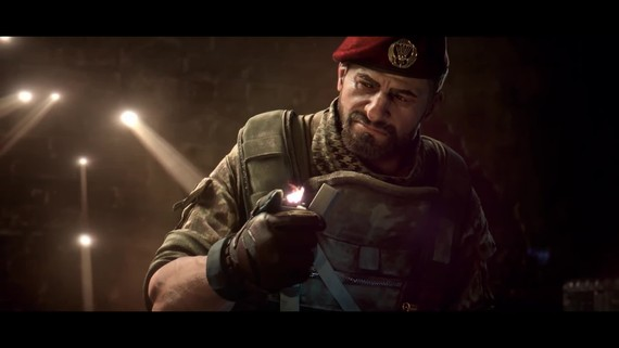 Rainbow Six Siege: Operation Para Bellum - Maestro