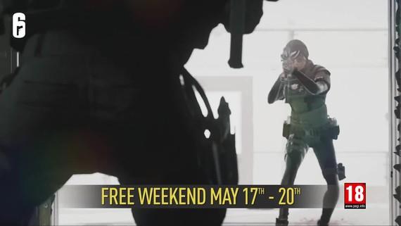 Rainbow Six Siege - Free weekend
