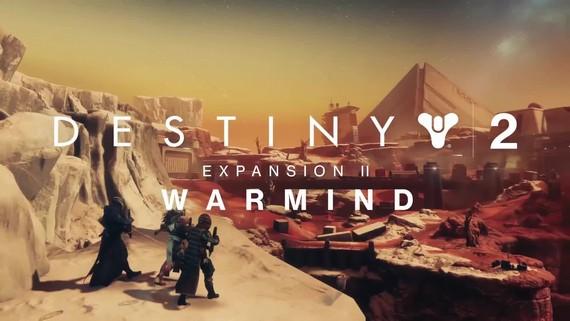 Destiny 2 - Expansion II: Warmind  - Launch trailer