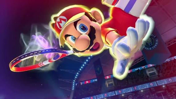 Mario Tennis Aces - Pre-launch Online Tournament trailer