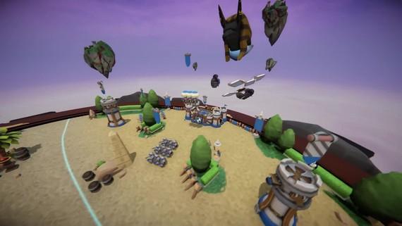 Skyworld - Lost Worlds DLC Trailer