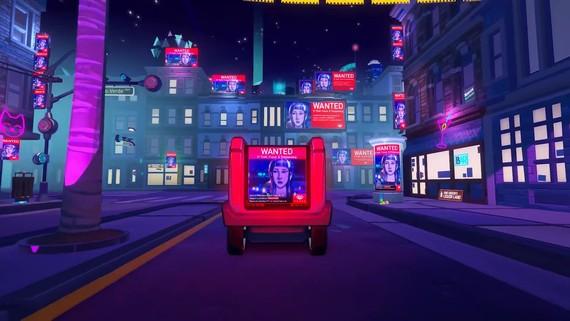 Neo Cab - Trailer
