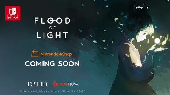 Flood of Light - Nintendo Switch 2018 Announcement Trailer