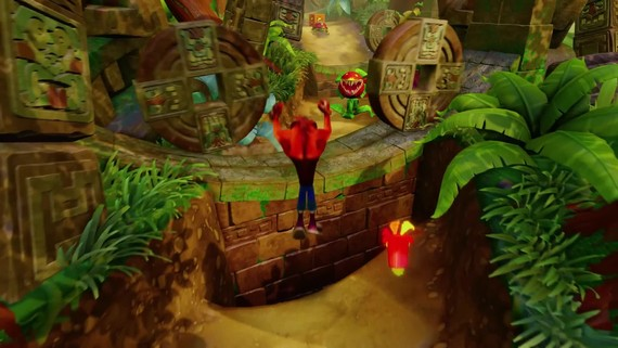 Crash Bandicoot N. Sane Trilogy - Future Tense Launch trailer