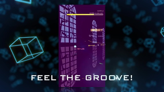 Groove Coaster - Steam trailer